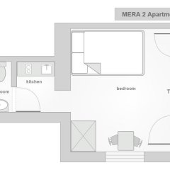 Апартаменты Sanhaus Apartments Студия фото 39