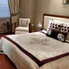 Отель Jaypee Vasant Continental комната для гостей фото 4