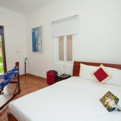 Отель Homestead Phu Quoc Resort 3* Бунгало Делюкс с различными типами кроватей фото 13