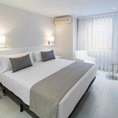Отель Catalonia Roma 3* Стандартный номер с различными типами кроватей фото 6