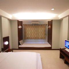 Suparee Park View Hotel 3* Номер Делюкс с различными типами кроватей фото 6