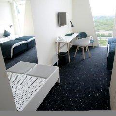 AC Hotel by Marriott Bella Sky Copenhagen 4* Стандартный номер с двуспальной кроватью фото 3