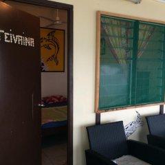 Отель Pension Rangiroa Plage интерьер отеля