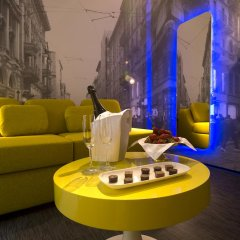 Отель The Street Milano Duomo 4* Полулюкс с различными типами кроватей фото 4
