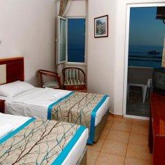 Hatipoglu Beach Hotel 3* Стандартный номер с различными типами кроватей фото 3