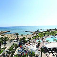 Marlita Beach Hotel Apartments пляж фото 2