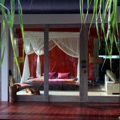Отель Вилла Pandawas Номер Делюкс с двуспальной кроватью фото 17