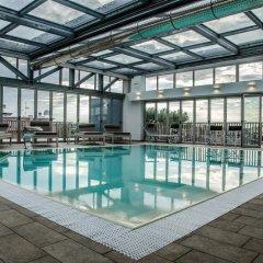 Отель San Giorgio Италия, Риччоне - отзывы, цены и фото номеров - забронировать отель San Giorgio онлайн бассейн