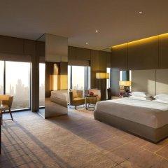 Отель Hyatt Regency Dubai Creek Heights 5* Стандартный номер с различными типами кроватей фото 10