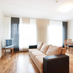 Апартаменты Foorum Apartment комната для гостей фото 2