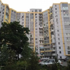 Гостиница Krasnaya 119 балкон