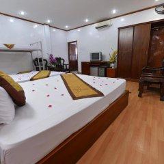 Lake Side Hostel Стандартный семейный номер с двуспальной кроватью фото 2