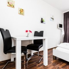 Апартаменты Easy Apartments Cologne Кёльн комната для гостей фото 4