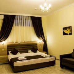 Мини-Отель City Life 2* Кровать в общем номере с двухъярусной кроватью фото 11