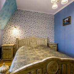 Гостиница Барские Полати Стандартный номер с двуспальной кроватью фото 11