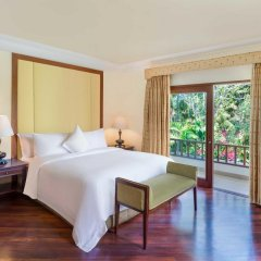 Отель The Laguna, a Luxury Collection Resort & Spa, Nusa Dua, Bali 5* Номер Делюкс с двуспальной кроватью фото 2