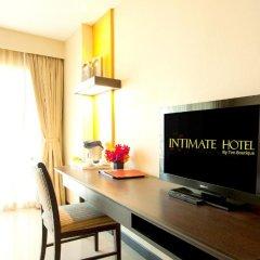 Intimate Hotel Pattaya by Tim Boutique 4* Номер Делюкс с различными типами кроватей фото 4