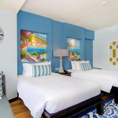 The Bayview Hotel Pattaya 4* Номер Делюкс с различными типами кроватей фото 16