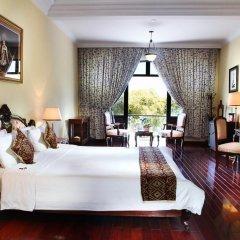 Hotel Saigon Morin 4* Люкс с различными типами кроватей фото 10
