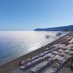 Отель Armas Beach - All Inclusive пляж фото 2