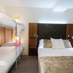 Отель Petit Palace Tamarises 3* Стандартный номер с различными типами кроватей фото 5