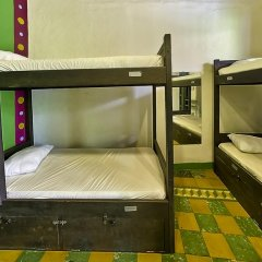 Viajero Cali Hostel & Salsa School Кровать в общем номере с двухъярусной кроватью фото 7