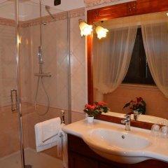 Отель Relais Maria Luisa Рим ванная фото 2