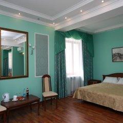 Гостиница Старый Сталинград 4* Стандартный номер двуспальная кровать фото 4