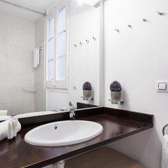 Отель Habitat Apartments Plaza España Испания, Барселона - отзывы, цены и фото номеров - забронировать отель Habitat Apartments Plaza España онлайн ванная