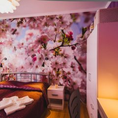 Мини-Отель Три Зайца Стандартный номер с двуспальной кроватью (общая ванная комната) фото 4