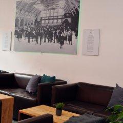 Отель Parkhotel im Lehel Германия, Мюнхен - 1 отзыв об отеле, цены и фото номеров - забронировать отель Parkhotel im Lehel онлайн интерьер отеля фото 3