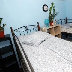 Book Hostel Lubyanka Кровать в общем номере с двухъярусной кроватью фото 2