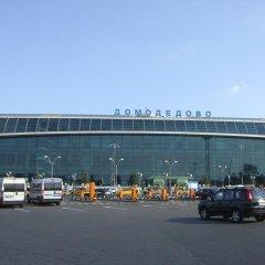 Aviation Hotel Domodedovo парковка