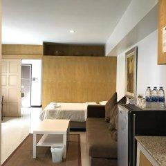 Отель Ratchadamnoen Residence 3* Улучшенные апартаменты с различными типами кроватей фото 2