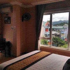 Hong Ky Boutique Hotel 3* Стандартный номер с двуспальной кроватью фото 10