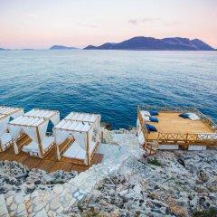 Lycia Hotel Турция, Патара - отзывы, цены и фото номеров - забронировать отель Lycia Hotel онлайн пляж фото 2