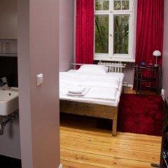 Отель ArtHotel Connection Стандартный номер с различными типами кроватей (общая ванная комната) фото 2