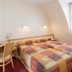 Отель Helvetia 2* Стандартный номер с различными типами кроватей фото 6