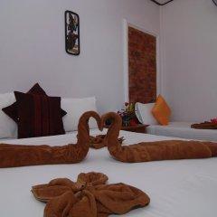 Отель Adarin Beach Resort 3* Улучшенное бунгало с различными типами кроватей фото 24