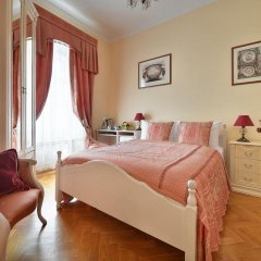 Boutique Hotel Constans Prague комната для гостей фото 4