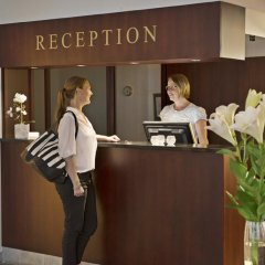 Отель First Hotel Mortensen Швеция, Мальме - отзывы, цены и фото номеров - забронировать отель First Hotel Mortensen онлайн интерьер отеля фото 3
