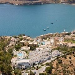 Отель Lindos Village Resort & Spa пляж
