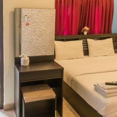 Отель Retox Game On 3* Стандартный номер с различными типами кроватей фото 11