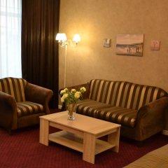 Гостиница Ajur 3* Люкс двуспальная кровать фото 12