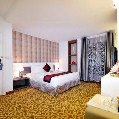 Sun Flower Luxury Hotel 3* Номер категории Премиум с различными типами кроватей фото 3