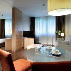 Отель Eurostars Lucentum 4* Стандартный номер с двуспальной кроватью фото 9