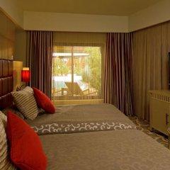 Отель Cornelia Diamond Golf Resort & SPA - All Inclusive 5* Вилла Azure с различными типами кроватей фото 14