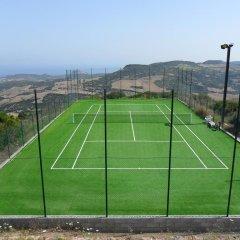 Отель Villaggio Bellavista Кастельсардо спортивное сооружение