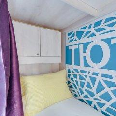 Гостиница Жилое помещение Современник Кровать в общем номере с двухъярусной кроватью фото 2