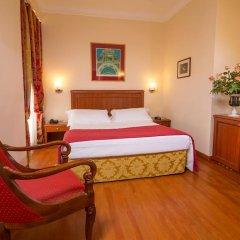 Отель Milton Roma 4* Улучшенный номер фото 3